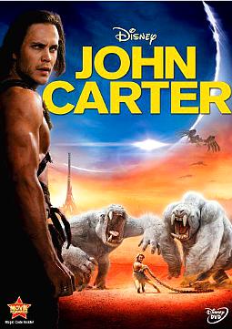 John Carter – Entre Dois Mundos – Dublado – 2012