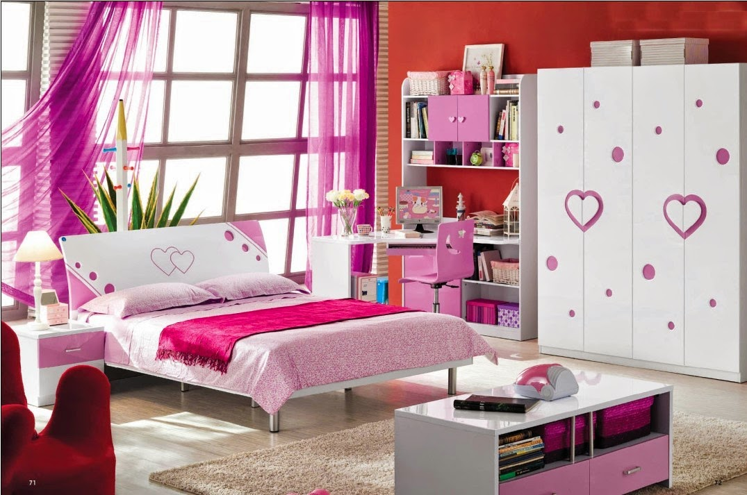 Girly Bedroom Ideas and Home Decor Designs ~ Entertainment News ...