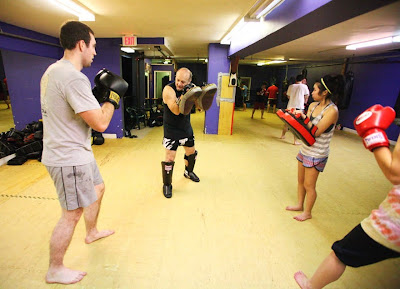 Muay Thai Conditioning