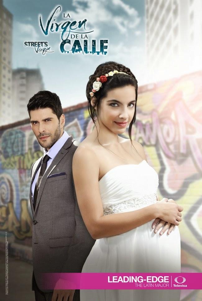 ... 'Televisa' & 'Televen TV' que transmite La Virgen De La Calle