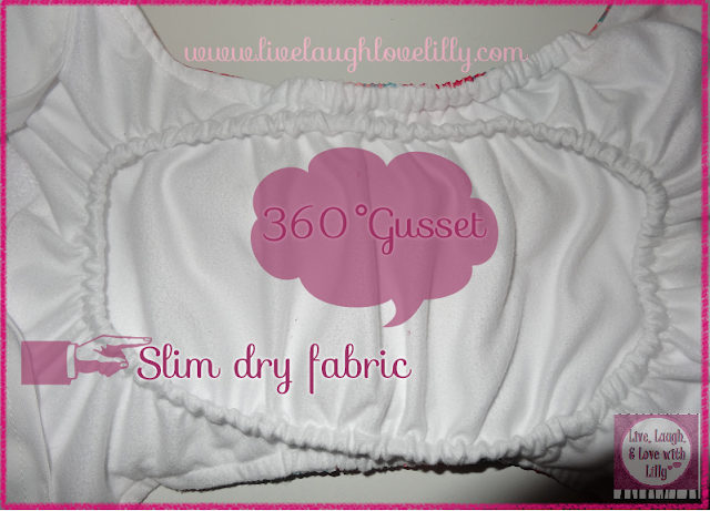 glow bug features, glow bug 360 gusset