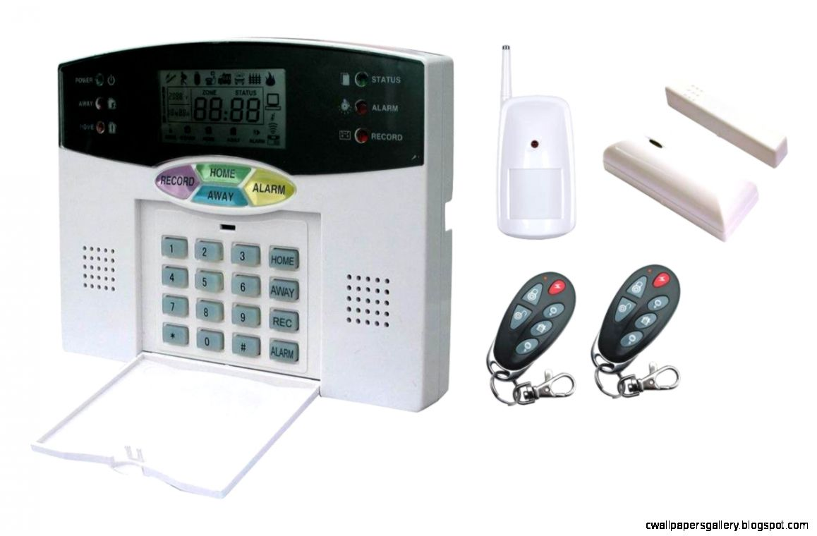 alarm system wireless  SECURITY SOLUTIONS