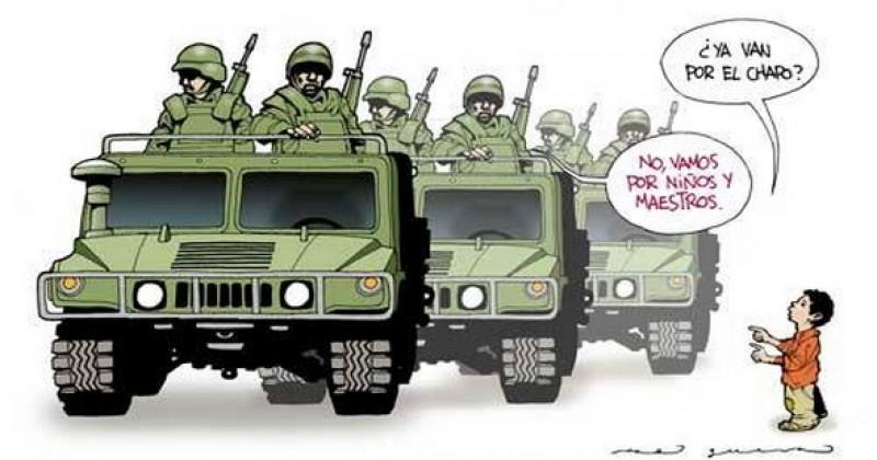 Colectivo La Digna Voz La Neodictadura Mexicana Terrorismo De Estado Y Democracia Liberal