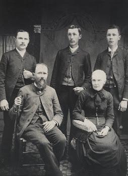 1880's Elder Family