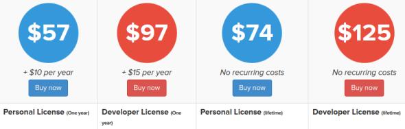 Swift Premium WordPress Theme Plans and Pricing : eAskme