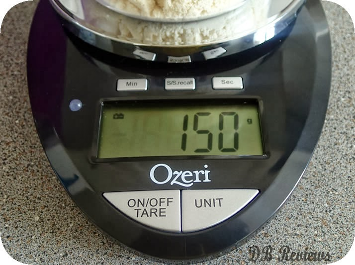 Ozeri pro ii digital kitchen scale compact and precise for How much is a kitchen scale