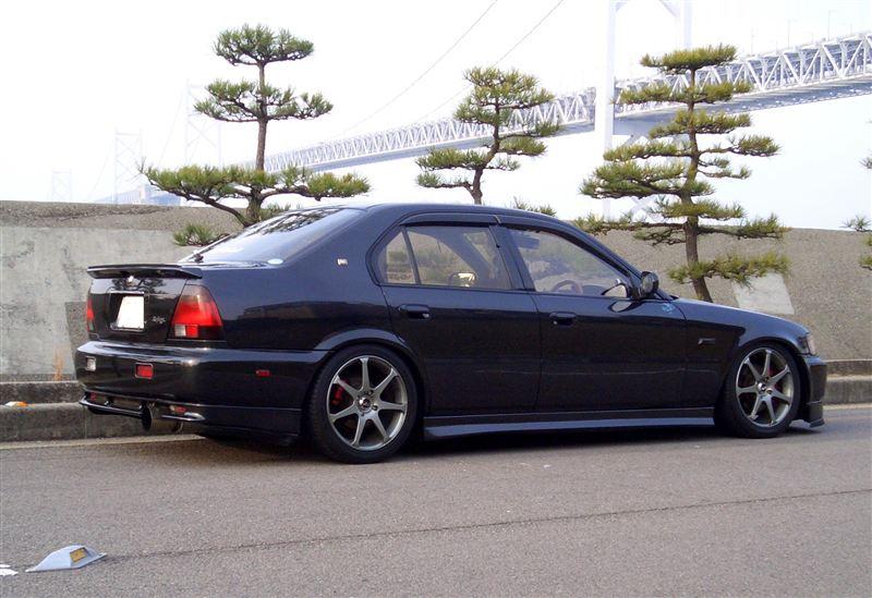 Honda, silnik, pięć cylindrów, R5, straight 5, G20A, G25A, 5-cylinder, engine, JDM, ホンダ, 日本車, Rafaga (CE4, CE5)