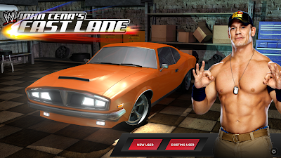 WWE John Cena's Fast Lane 1.0.1 Apk Mod Full Version Data Files Download-iANDROID Games