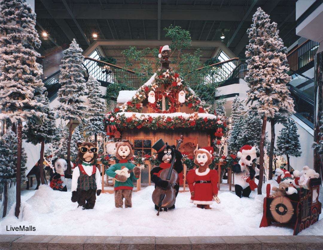 LiveMalls: Christmas at Valley View Mall