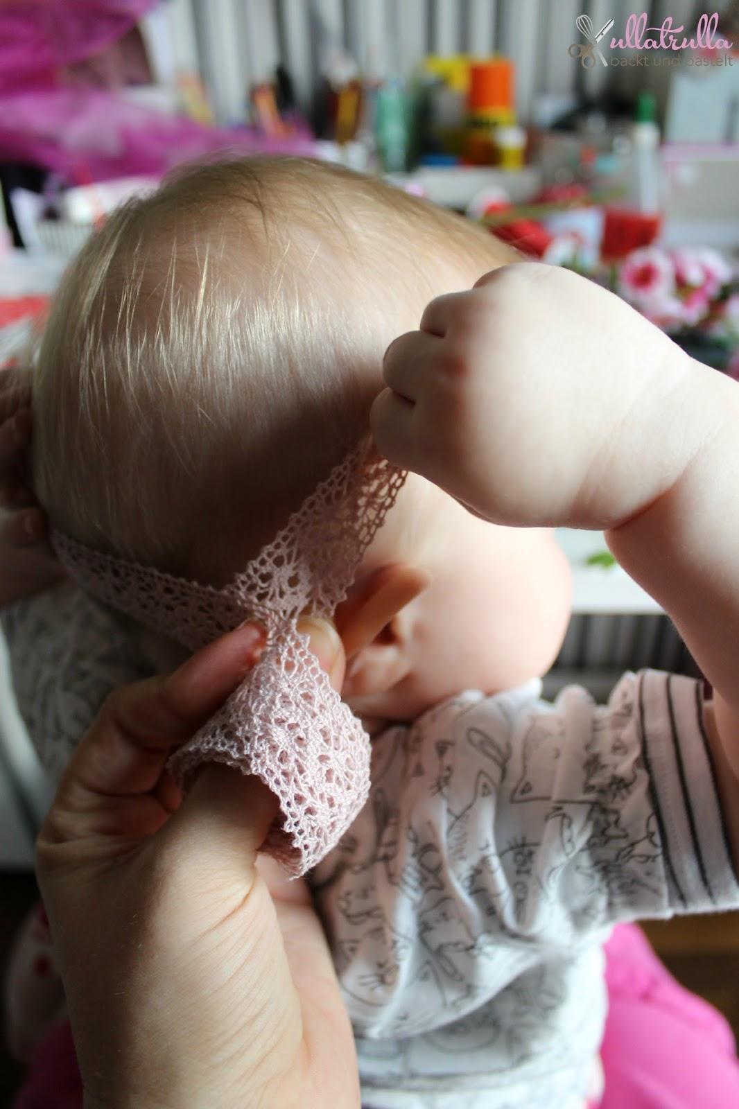 ullatrulla backt und bastelt: DIY für einen Blütenkrone für Kinder ...