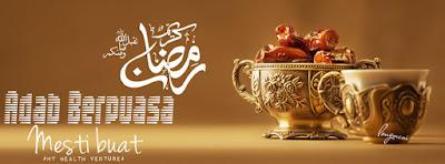 Adab berpuasa ketika Ramadhan