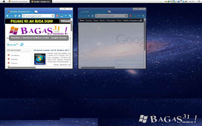 Mac OS X Lion Skin Pack For Windows XP 2