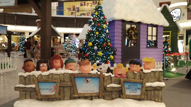 JAT - Dreamy Christmas The Peanut Characters