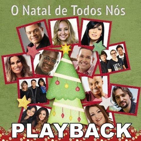 Coletânia – O Natal de Todos Nós (2014) Playback
