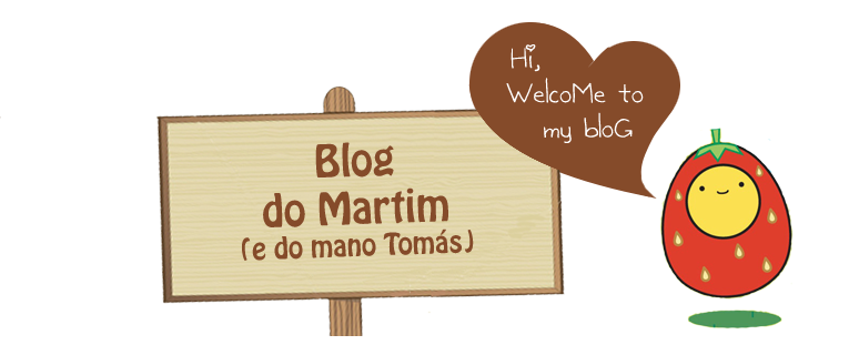 Blog do Martim