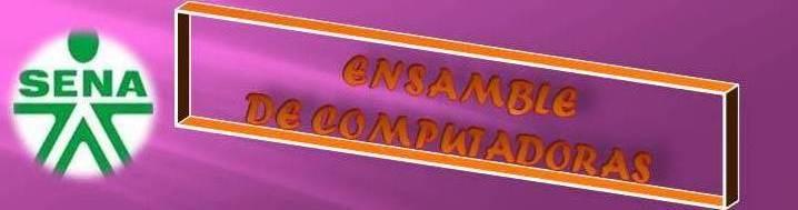 ensamble de computadoras