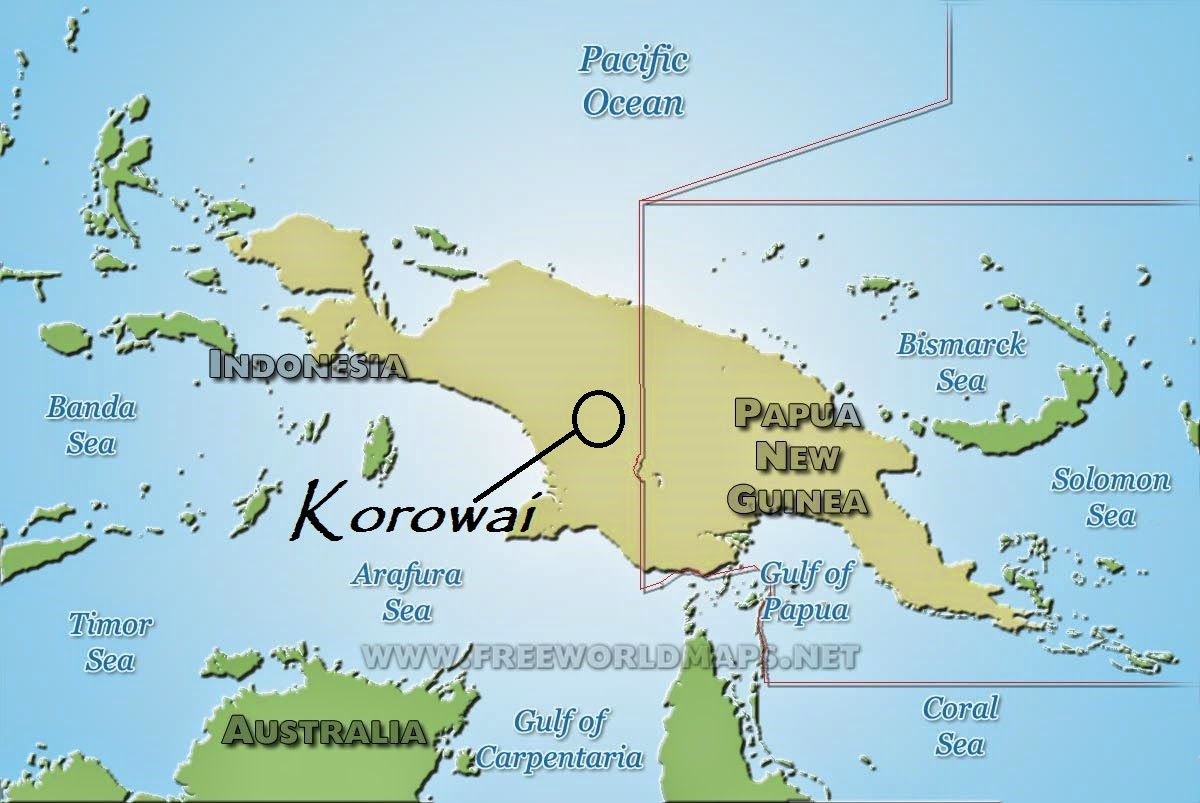 Korowai people