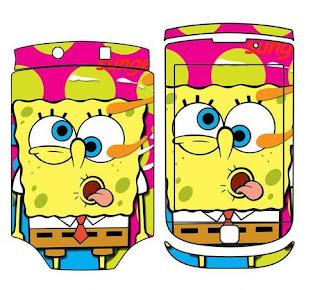 garskin spongebob
