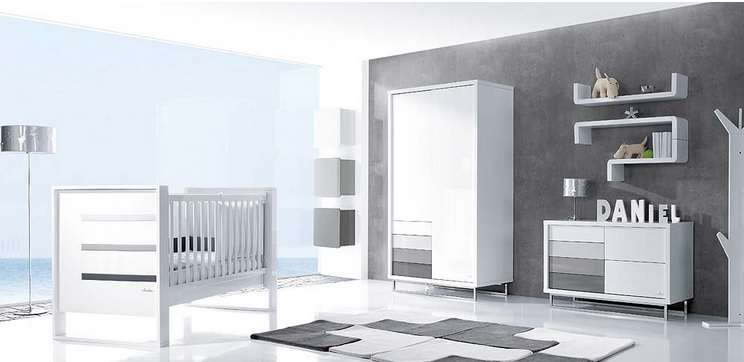 decoracao de jardim para quarto de bebe:Quartos e móveis de bebé ~ Decoração e Ideias – casa e jardim
