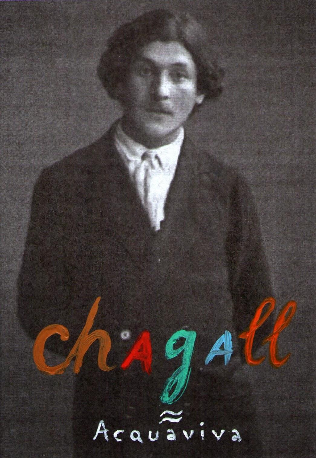 CHAGALL di giuseppe d'ambrosio angelillo