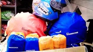 Jaket Helm Undercover