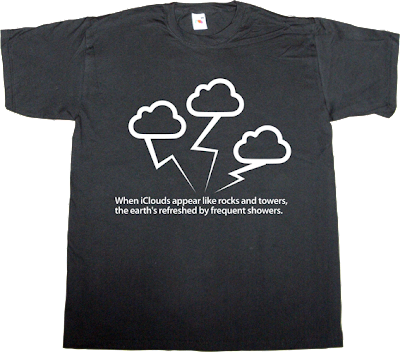 icloud apple internet 2.0 t-shirt ephemeral-t-shirts