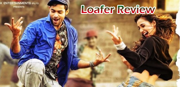 Loafer Movie Review And Rating