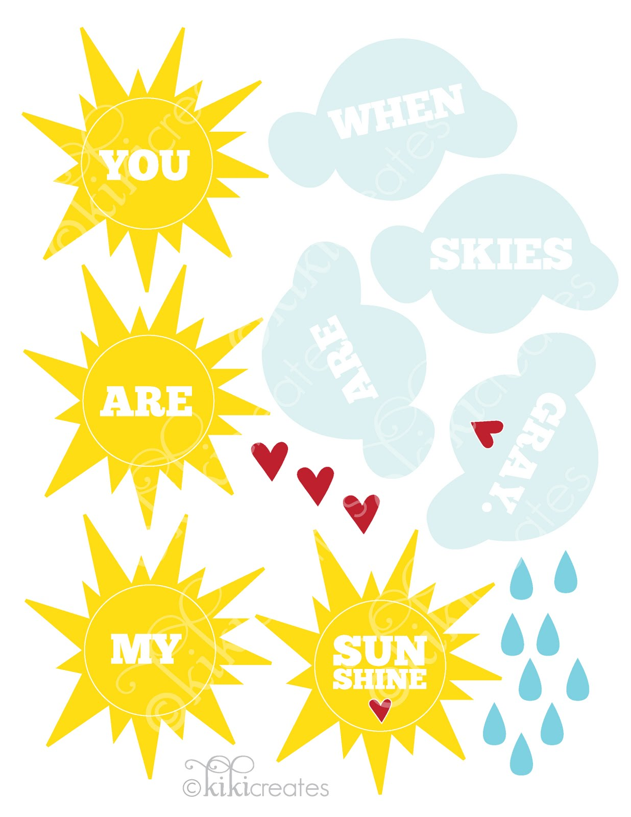 ... : You Are My Sunshine {free download