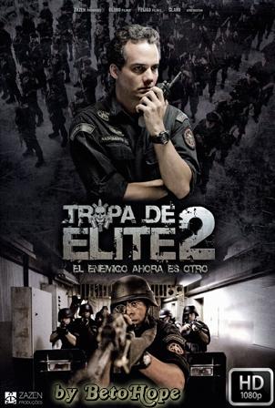 Tropa de Elite 2 [1080p] [Latino-Portugues] [MEGA]
