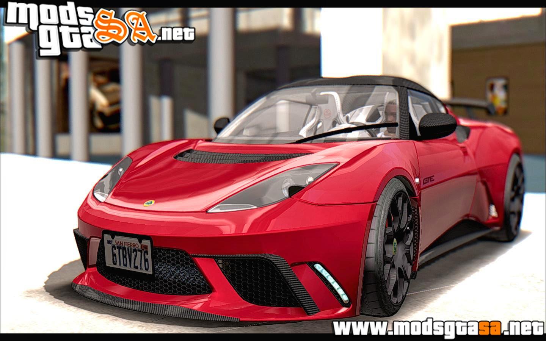 SA - Lotus Evora GTE 2011