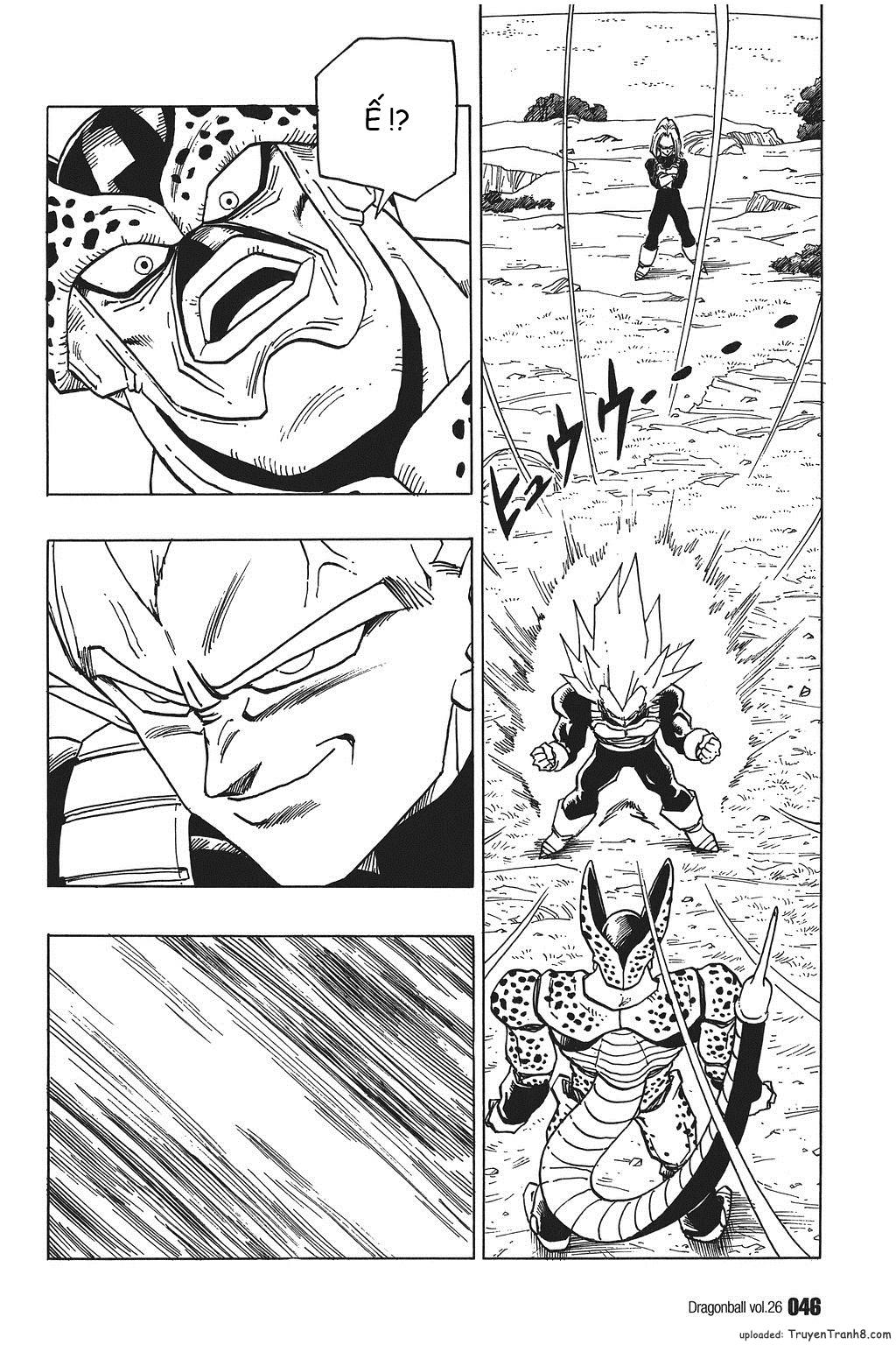 xem truyen moi - Dragon Ball Bản Vip - Bản Đẹp Nguyên Gốc Chap 377