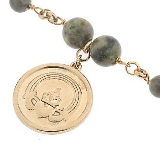 Italian Coin Bracelet Qvc5