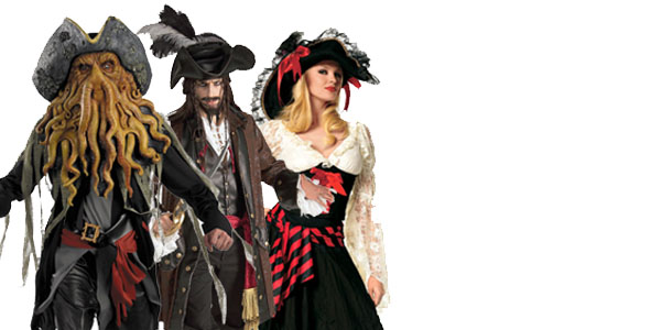 Deguisement pas cher 2015 maquillage halloween - Maquillage pirate homme ...