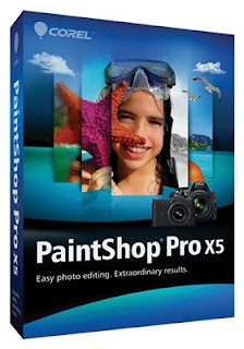 Corel PaintShop Pro X5 Full Version
