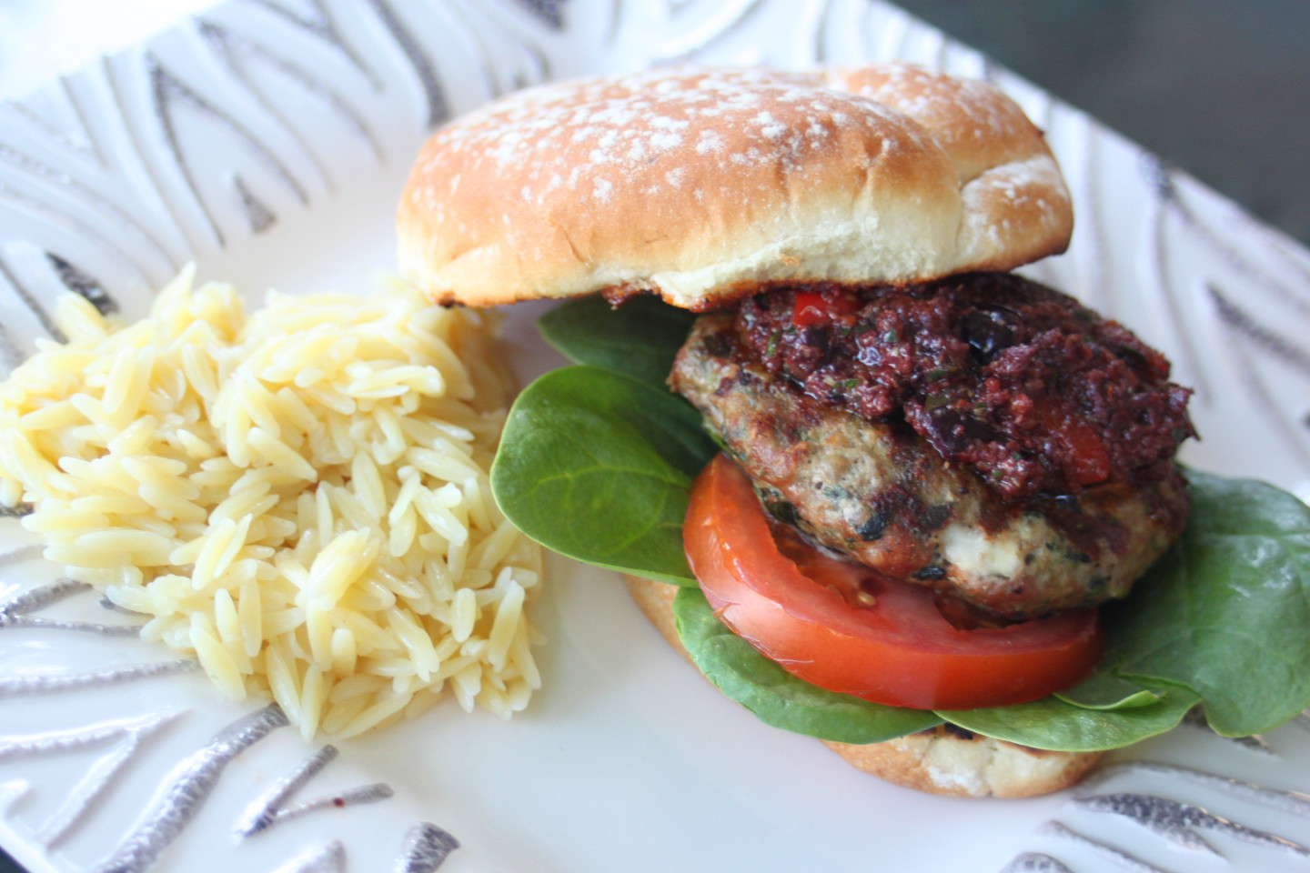 phoenix family foodie blog backyard barbecues spinach and feta