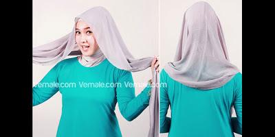 How To Wear Hijab Beautiful Bow
