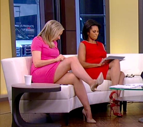 Fox News Sandra Smith