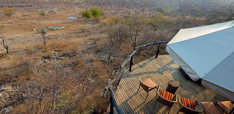 Ongava Lodge Etosha Park Namibia