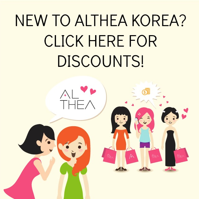 SHOP KBEAUTY PRODUCT FROM ALTHEA KOREA