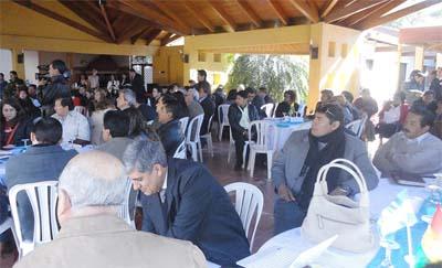 Trabajan en Yacuiba ocho mesas sobre Integración fronteriza con Salvador Mazza