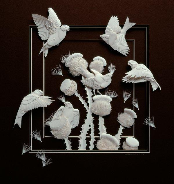 papersculpture281229 - Fantabulous Paper Sculptures