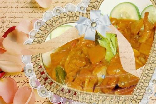 Tumis-tumis Ramadan Chef Sabri, Juadah Aidilfitri, Spaghetti Bolognaisse dari Itali, Kari Ayam Mentega dari India, dan Kerabu Ayam dari masakan Melayu