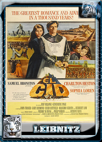 El Cid [1961] [BrRip] [Dual Castellano - Ingles]