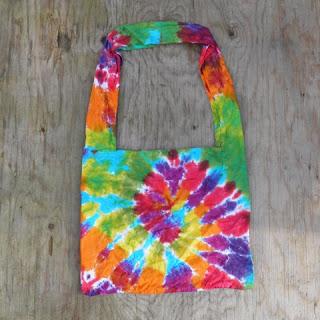 Made by Hippies tye dye shirt