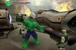 The Hulk PC demo