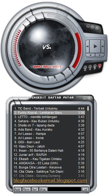 Freddy Vs Jason Winamp Skin Download