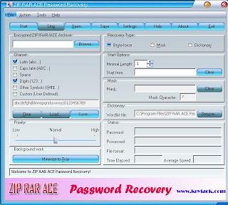 zip file password cracker full free download