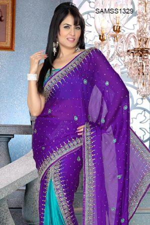 Beautiful-Bridal-Saree
