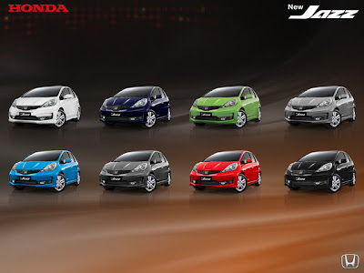 Harga Mobil Honda Jazz September 2012