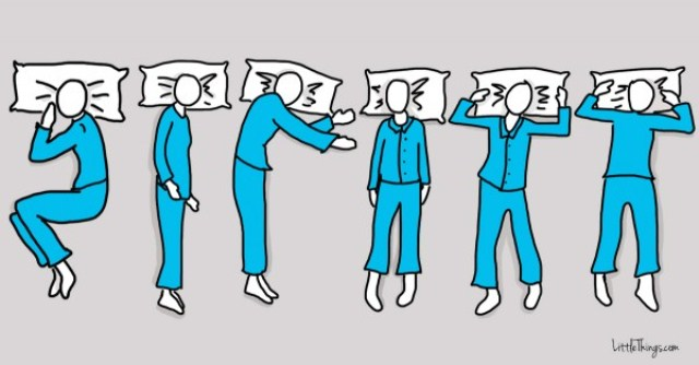 The Way You Sleep Reveals Secrets About Your Personality. Mine Was SO True!